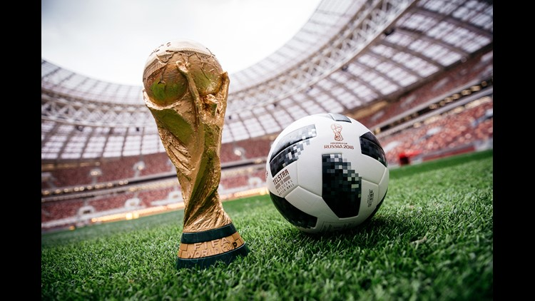 2018 World Cup kicks off, Hillary Clinton email investigation and more things to start your day.