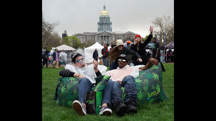 420 bringing massive marijuana party to Denver for nation's largest public light up