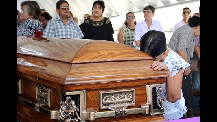 Huerta's death comes on the one-year anniversary of thekilling of acclaimed crime reporter and writer Javier Valdez.