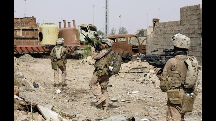 AFP IRAQ-US-UNREST I CFG IRQ -