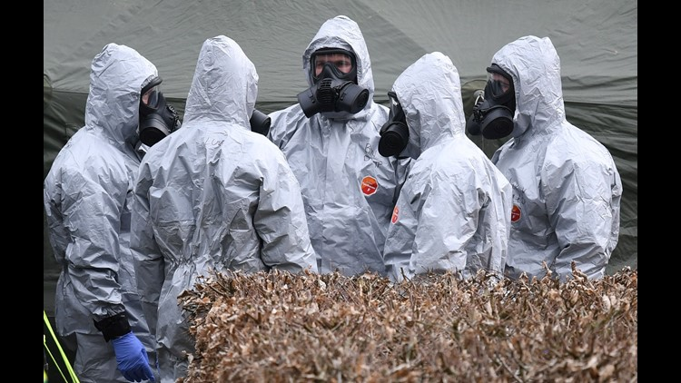 British Police Identify Russian Suspects Behind Skripals' Poisoning, Media Says