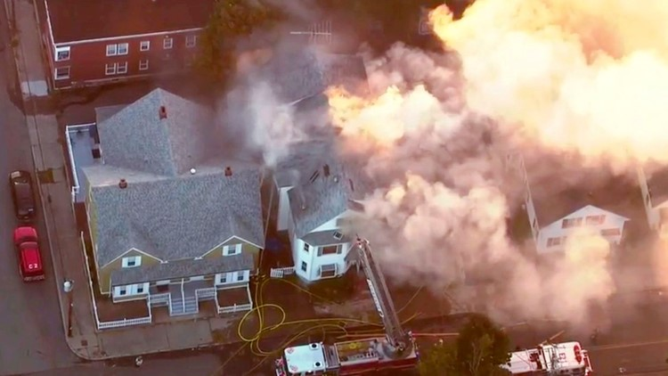 The Merrimack Valley, ravaged by dozens of natural gas explosions Thursday, isserved bysome of the nation's oldest and most leak-prone pipes.