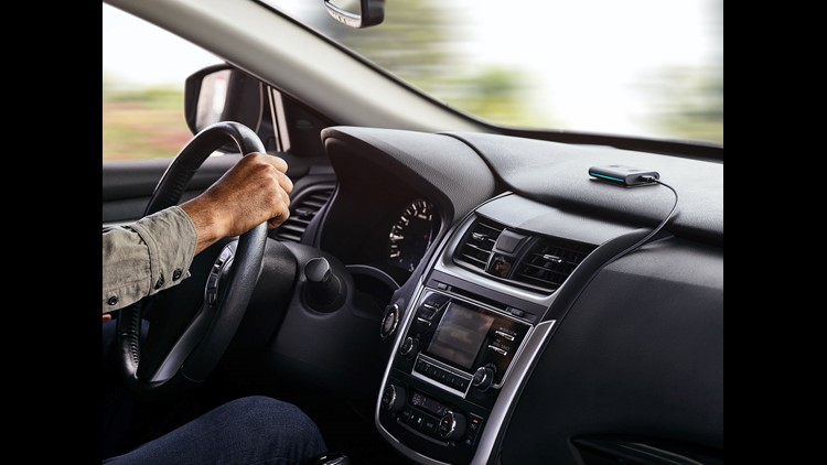 Amazon puts Alexa in the driving seat with Echo Auto