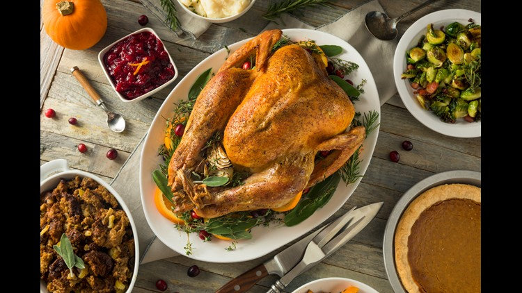 Go ahead and gobble up. Average Thanksgiving dinner costs a bit less than last year