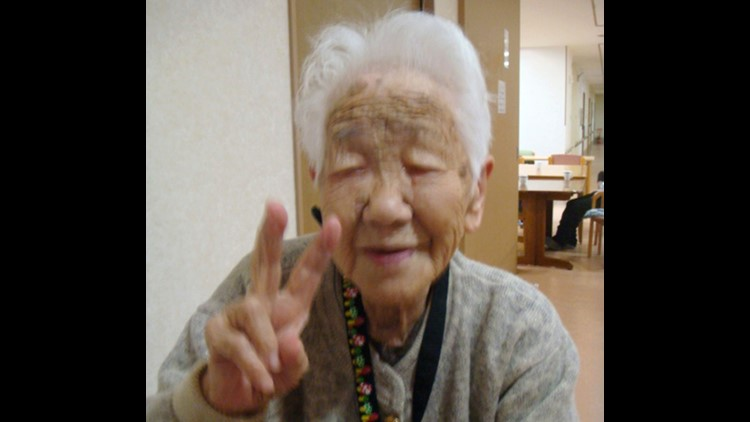 The new oldest person in the world is Kane Tanaka, a 115-year-old woman living in Fukuoka, Japan, according to media reports.
