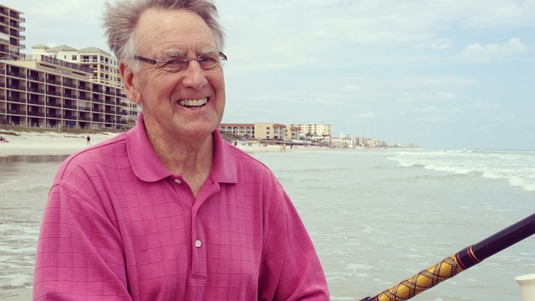Bob was the classic Minnesota dad. He grew up playing hockey and going fishing. He also loved to golf, run marathons and spend time with his family.