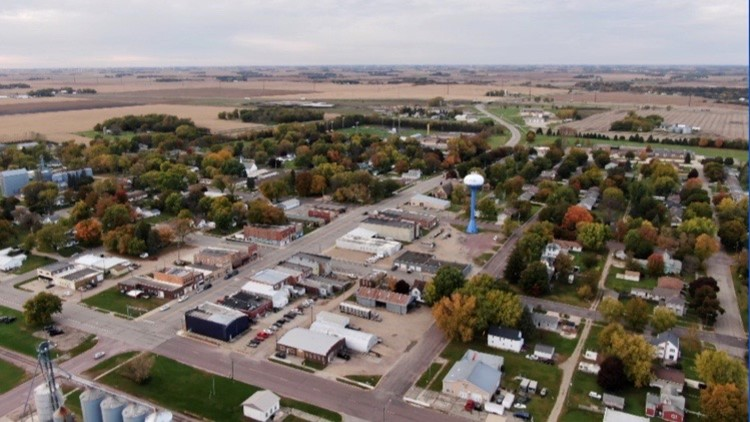 Sherburn, Minnesota is a community of 1100 people located in Martin County