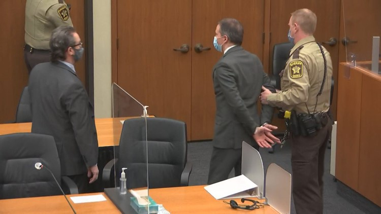 Derek Chauvin's defense attorney files motions to throw out guilty verdict, seeks new trial