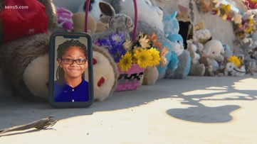 10-year-old girl hit and killed while riding bike to school