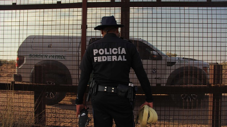 U.S. law enforcement to trainMexican counterparts at the Texas border