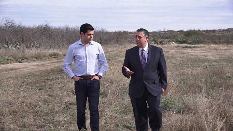 Maverick County Judge David Saucedo considers county fairgrounds for Texas National Guard 'tent city'