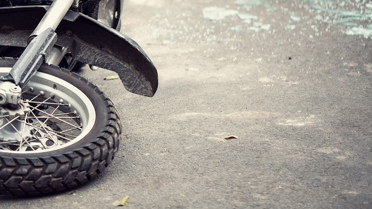 Motorcyclist dies after losing control, flipping bike in Winston-Salem