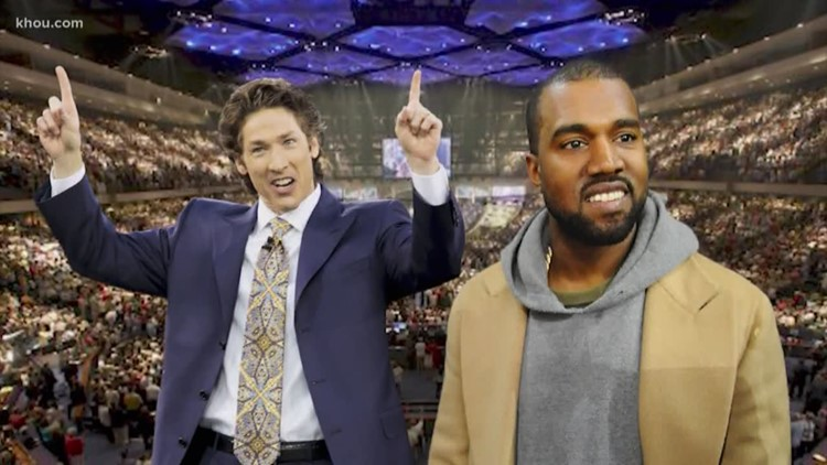 That was fast! Tickets to see Kanye West at Lakewood Church sell out quick