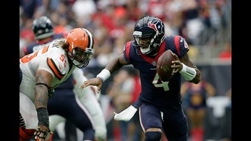 Texans QB Deshaun Watson out for season with torn ACL