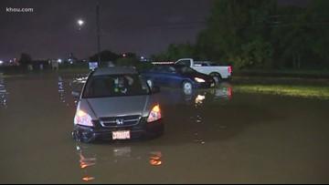 Flash Flood Watch continues: Tropical Depression Imelda moving inland