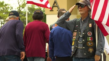 WWII Sailor Funeral: Strangers Lays Veteran with No Family to Rest