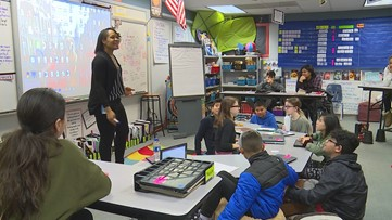 This award-winning teacher STOMPs her way to better education