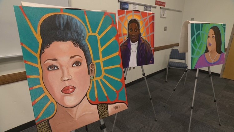 Artist tells stories of incarcerated women