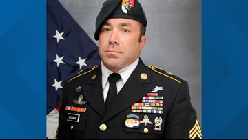 NC soldier dies after incident during free-fall training