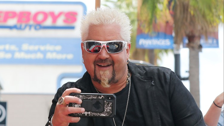 Guy Fieri's Downtown Flavortown restaurant coming to Pigeon Forge
