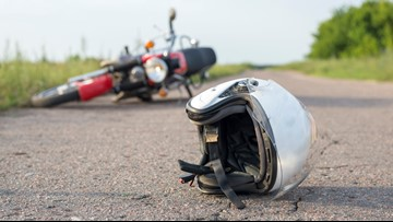 Man Dies in Eden Motorcycle Crash: Highway Patrol
