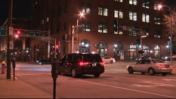 Lyft driver charged with raping woman he picked up in downtown St. Louis