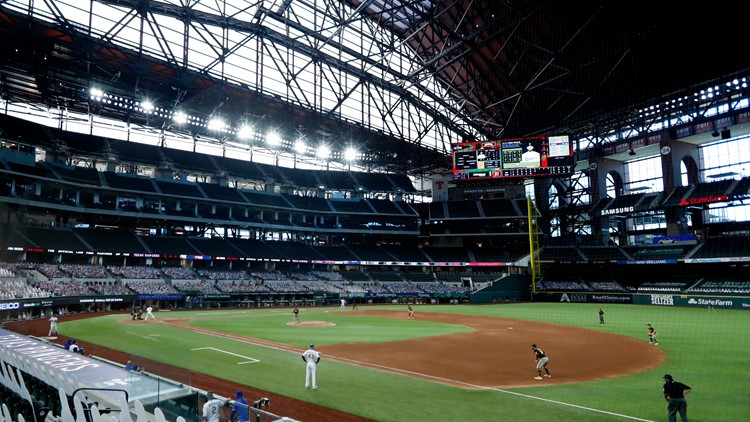 MLB to allow limited number of fans for NLCS, World Series in Arlington