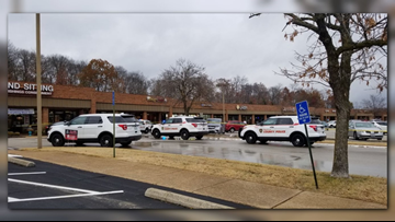 Woman shot inside Catholic Supply has died, armed and dangerous man still on the loose