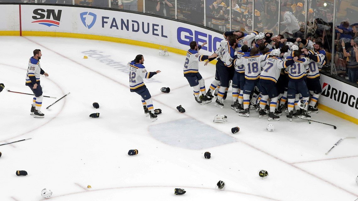 Opinion   Grading the 2018-19 Stanley Cup Champion St. Louis Blues    wfmynews2.com