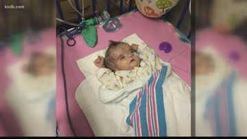 Baby treated at Children's Hospital is a medical mystery