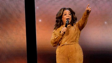 Oprah Winfrey donates $10 million to coronavirus relief efforts