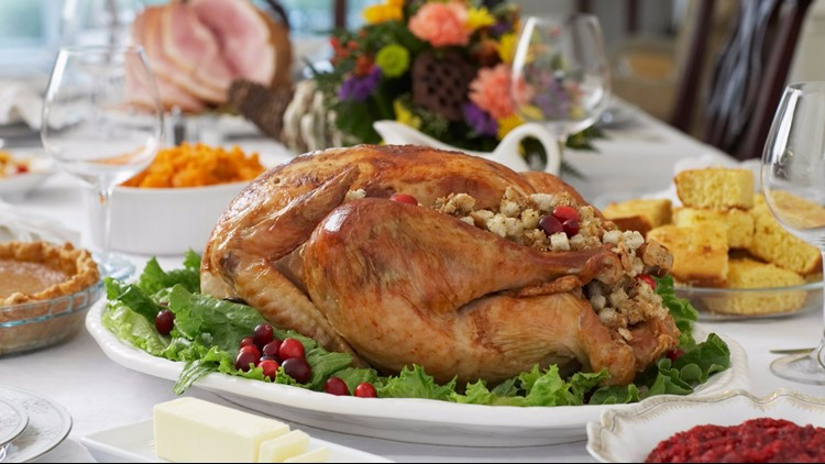 Turkey on Thanksgiving-22023390-22023390