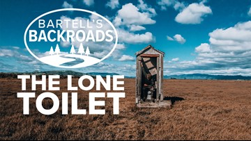 Solved: The Mystery Of 'The Lone Toilet' In The Middle Of A Marsh