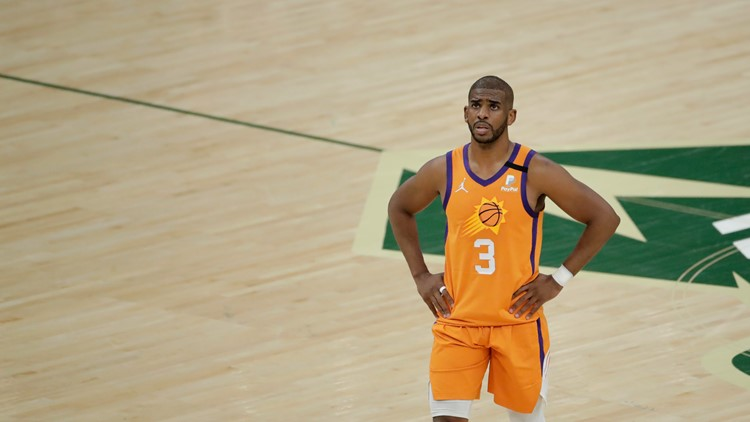 NBA free agency tracker: Chris Paul 4-year, up to $120 million deal with Suns;  Kyle Lowry to Miami