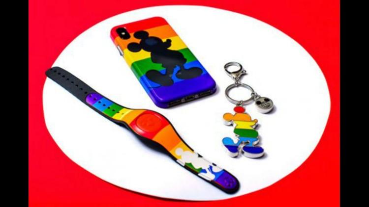 from Uriel walt disney world gay pride week