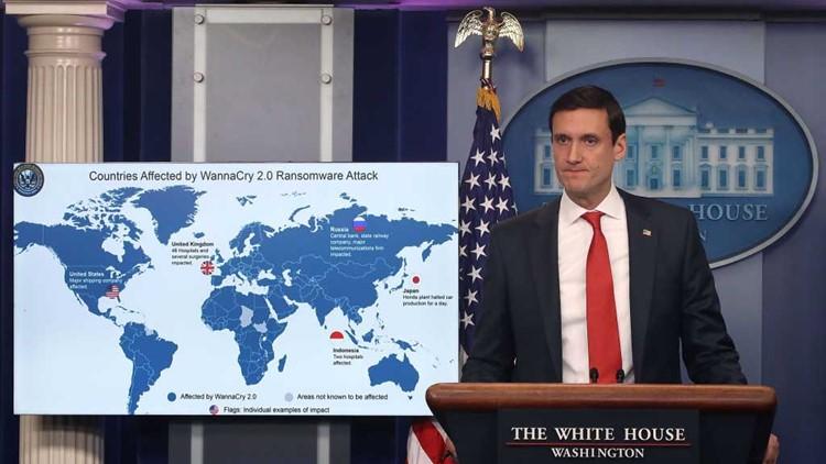 Tom Bossert, White House homeland security advisor