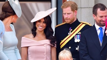 """Meghan Markle bashed for """"inappropriate dress"""" and Princess Charlotte steals the spotlight"""