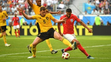 Belgium finishes 3rd at World Cup, beats England 2-0
