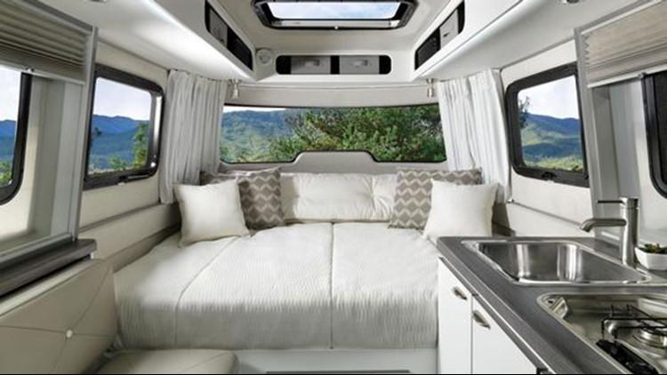 Airstream Nest trailer RV