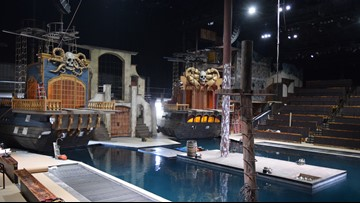 Arrrr You Ready? Get An  Inside Look At Dolly Parton's New Pirates Voyage, Opening In May