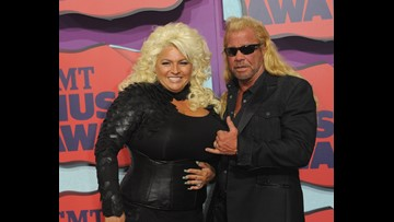 'She's always with me' | Dog the Bounty Hunter remembers late wife on visit to Knoxville's Bubba Fest