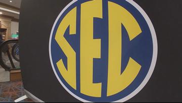 SEC cancels remainder of tournament over coronavirus concerns