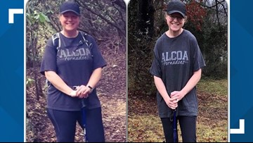 Woman Loses 70 Pounds Hiking in the Great Smoky Mountains