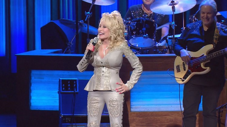 Three Dolly Parton songs land on Rolling Stone's 500 Greatest Songs of All Time list