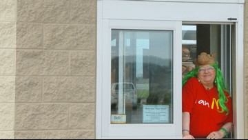 McDonald's Employee Is a Hit at the Drive-Thru in Tennessee