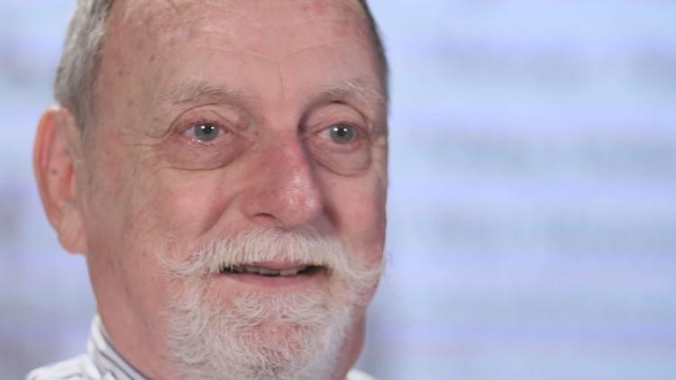 Retired News Sentinel reporter Jim Balloch
