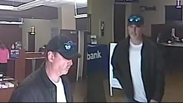 FBI: 'Traveling Bandit' Suspected In 7 Bank Robberies In 6 States Including NC