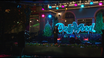 Dollywood and Hallmark Join Forces to Film Upcoming 'Christmas at Dollywood' Movie