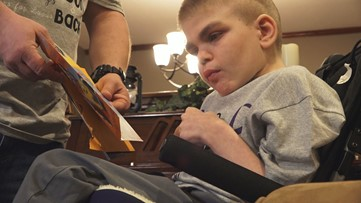 Birthday cards wanted for terminally ill boy