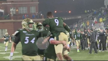 Charlotte 49ers going bowling!